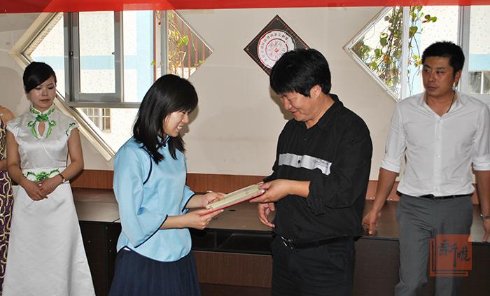 茶艺培训班第26期结业典礼,共11名学员获得新境认证