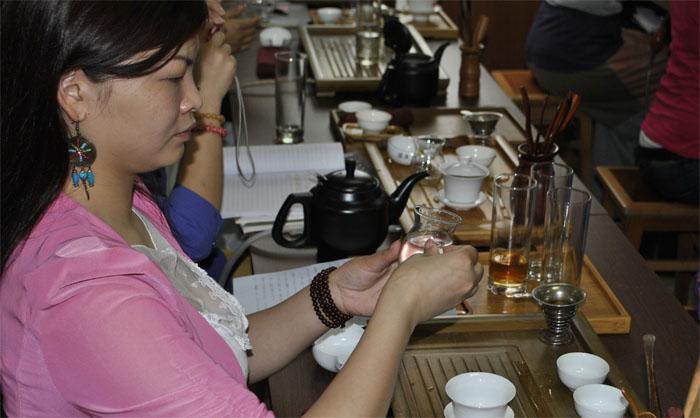 第27期第四天 白茶、花茶的冲泡技艺