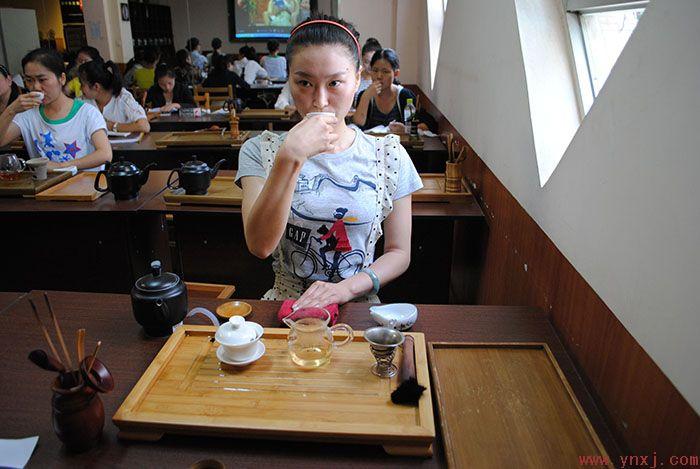 28期 中级茶艺师模拟考试