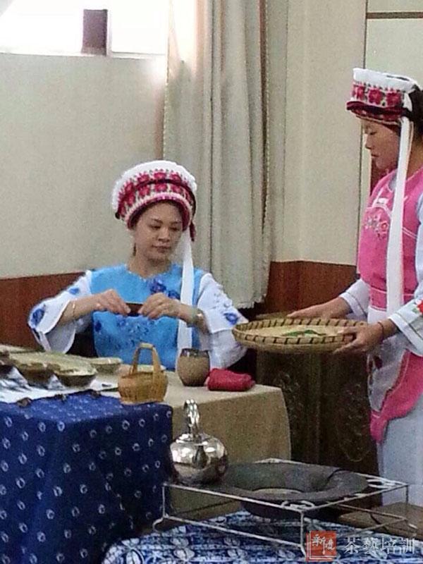 白族三道茶
