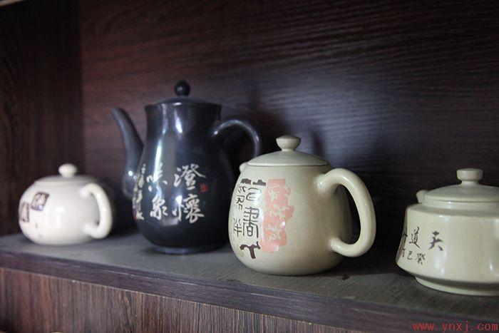 建水紫陶 壶蕴妙香