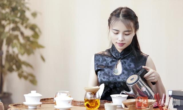 朱璐老师在上普洱茶三大产区品鉴课