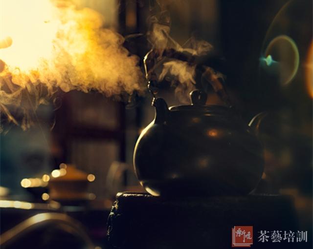 喝茶,是对自己最划算的投资——新境第64期中高级茶艺师班招生简章